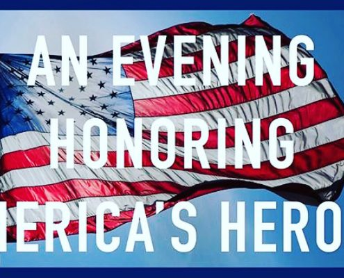 An evening honoring heroes